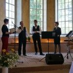 Kirche Polbitz-Dommitzsch – 06. Juli 2014