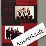 Klezmer Doppelkonzert 2016 – 29. Januar 2016