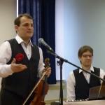 Konzert im Rahmen des Kurt Weill Fest – 6. März 2016