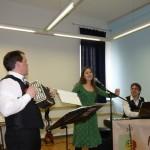 Rozhinkes feat. Luba Claus beim Kurt Weill Fest in Dessau
