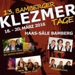 13. Bamberger Klezmertage