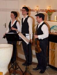 Klezmer-Konzert in Neufahrn (bei München)