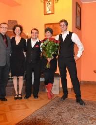 Zu viert in Polen – auf den Spuren der Großväter