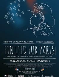 """""""Ein Lied Für Paris"""""""