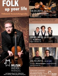 "Rozhinkes zu Gast bei ""Folk Up Your Life"""