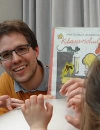 Rozhinkes luden zum Familienkonzert in die Kleine Synagoge Erfurt