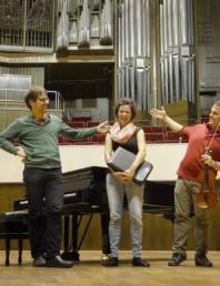Rozhinkes Klarinettistin hat sich getraut – Aus Antje Hoffmann wird Antje Taubert